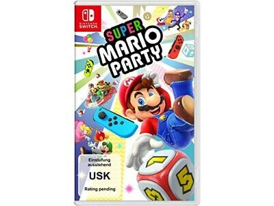 Super Mario Party - [Nintendo Switch] - SEHR GUT