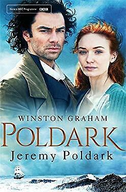 Jeremy Poldark: A Novel of Cornwall 1790-1791 by Winston Graham-ExLibrary