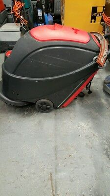 "Viper As430B 17"" Scrubber Dryer, Vgc, Made By The Nilfisk Group, Scrubber Drier"