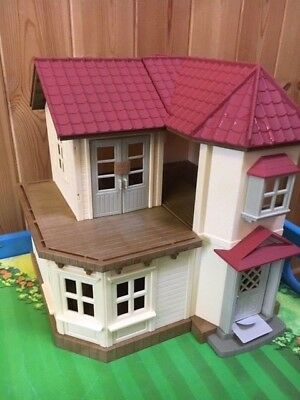 Sylvanian Families  - Original Beechwood Hall Starter Home House Brand New