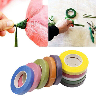 Flower Wrap Florist Floral Stem Tape Corsages Buttonhole Floriculture