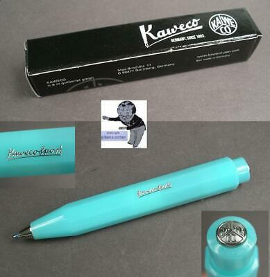 Kaweco Frosted Sport Kugelschreiber in Light Blueberry  #