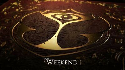 TOMORROWLAND TICKETS / WE 1 FULL MADNESS PASS incl. MAGNIFICENT GREENS Camp