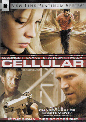 Cellular (Bilingual) New DVD