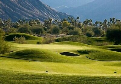 Foursome of Golf Tahquitz Creek Golf Resort