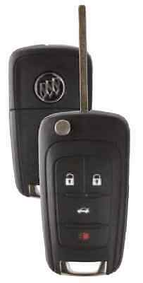OEM Keyless Entry Remote Key Fob Fits 2012 Buick Regal (Push Start Button Only)