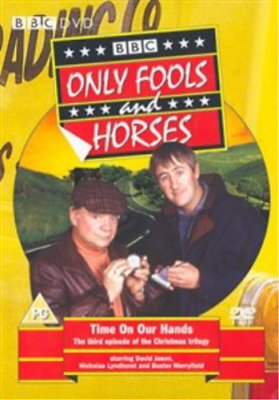 Patrick Murray, David Jason-Only Fools and Horses: Time on Our Hands DVD NEW