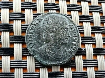 Helena Mother Of Constantine I The Great 308-337 Ad Ae Follis Ancient Roman Coin