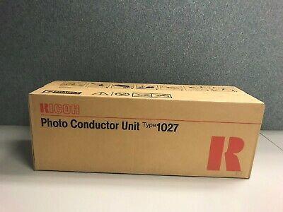 NEW GENUINE Ricoh Photo Conductor Unit Type 1027 411018