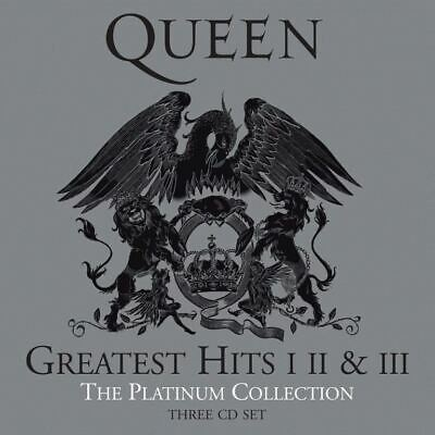 Queen - The Platinum Collection - 3 Cd