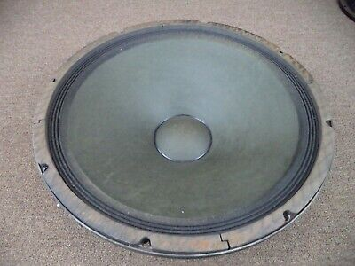 """Electro-Voice EV 18B 18"""" Woofer / 8 ohm / Tested"""