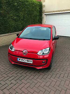 Volkswagen Up ( Rock Up ) Including a Sports Styling Kit.