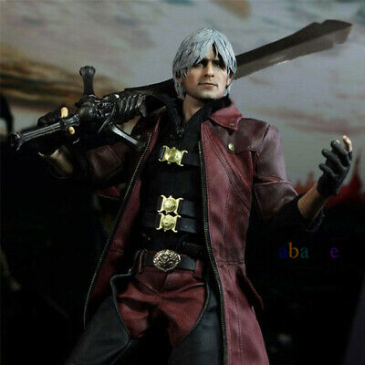Devil May Cry Dante 1/6 Action Figure Movable Collection Modle New Box In Stock