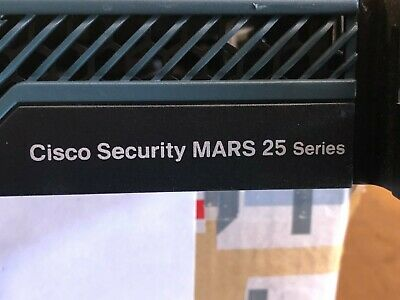 Cisco Cs-Mars-25 V01 Security Mars 25 Series Cs-Mars Security Firewall W 2Gb Ram