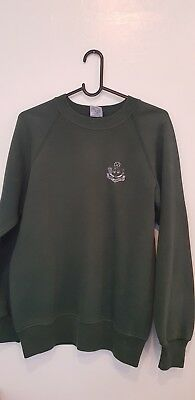 Light Infantry - Sweatshirt Jumper - Vintage - Medium