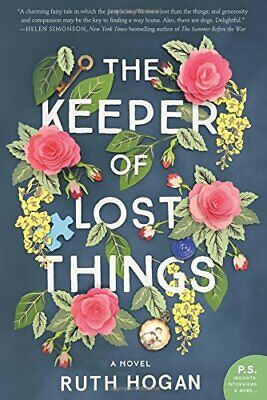 The Keeper of Lost Things by Hogan, Ruth Book The Cheap Fast Free Post