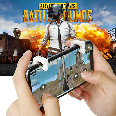 for PUBG Shooter Controller Smartphone Mobile Gaming Trigger Fire Button L1R1