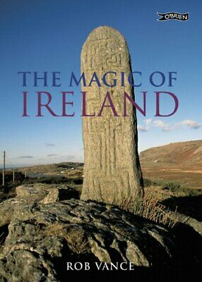 The Magic of Ireland by Vance, Robert Hardback Book The Cheap Fast Free Post