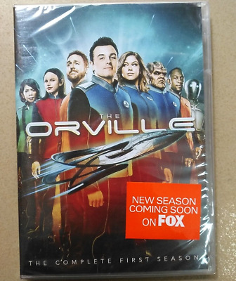 The Orville: 1st First Season 1 One - New Sealed DVD FAST SHIPPING