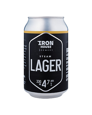 IronHouse Brewery  Beer 330mL case of 24
