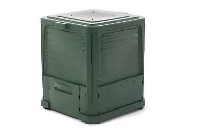 Maze 220L Aerobic Composter Bin - Organic Recycle Unit for Food Scraps and Organ