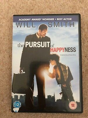 DVD - The Pursuit of Happyness - Price Reduced!