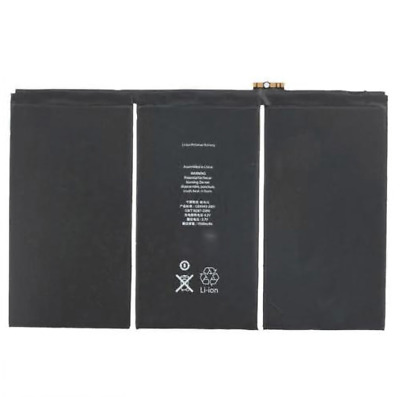New OEM Replacement Battery For iPad 3 4 A1389 616-0591  A1460 A1459 A1458