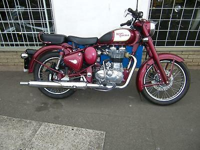 Royal Enfield Bullet classic 500 efi low miles immaculate