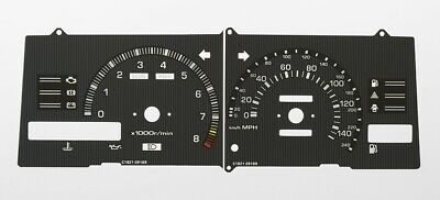 Lockwood Toyota Corolla AE86 KHM to MPH Dial Conversion Kit C1821