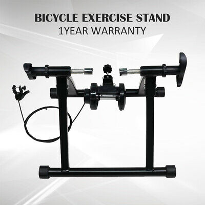 Resistance Magnetic Indoor Bicycle Bike Trainer Exercise Stand Training Workout