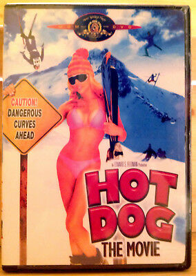Hot Dog - The Movie (DVD 1984)  R1, NTSC / RARE / FACTORY SEALED