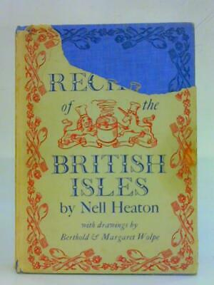 Traditional Recipes of the British Isles (Nell Heaton - 1951) (ID:86547)