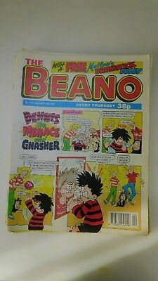 10 The Beano Dennis the Menace and Gnasher 1995 (D9)