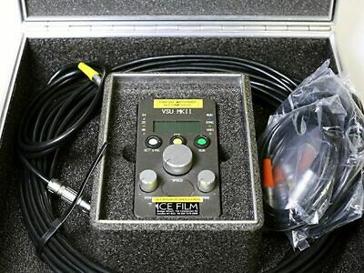 AATON VSU Mk II with Flight Case and cables