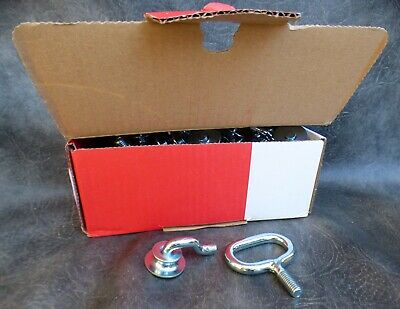 A Box Of 25 Fischer Sb M 10 Sliding Pipe / Bracket Hangers #79681