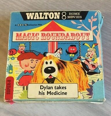 Walton 8 Home Movies Magic Roundabout (D9)