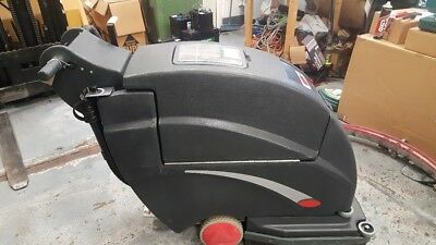 "Viper 20B 20"" Scrubber Dryer, Vgc, Made By The Nilfisk Group, Scrubber Drier"