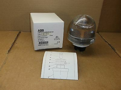 KSB-401C ABB NEW In Box Clear Signal Beacon KSB401C 1SFA616080R4018
