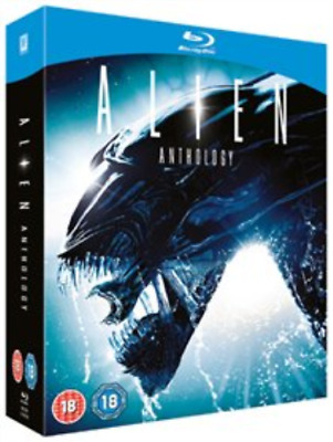 Ralph Brown, Brian Glover-Alien Quadrilogy Blu-ray NEW