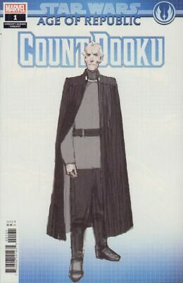Star Wars: Age of the Republic - Count Dooku (2019), Variant Cover, Neuware, new