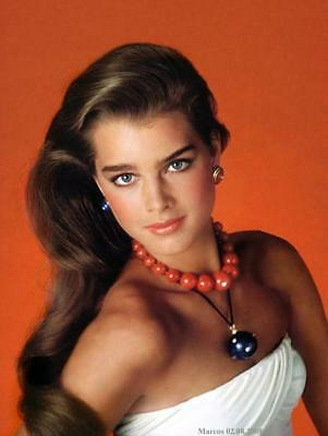 Brooke Shields 8x10 Picture Simply Stunning Photo Gorgeous Celebrity #95