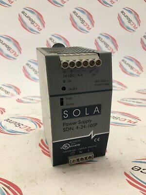 Sola Power Supply Sdn 4-24-100P