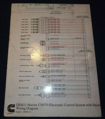 Outstanding Cummins Qsm11 Marine Engine Cm570 Ecs Wiring Diagram Schematic Wiring Cloud Hisonuggs Outletorg