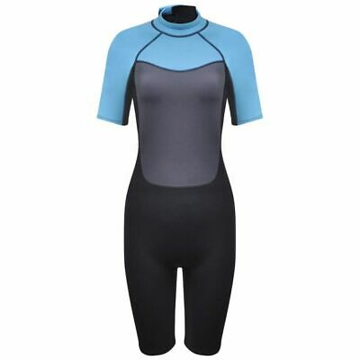 f54011f849 Ladies Women s Slim Shorty Surfing Wetsuit Sporting Diving Swimming Clothes  S-XL