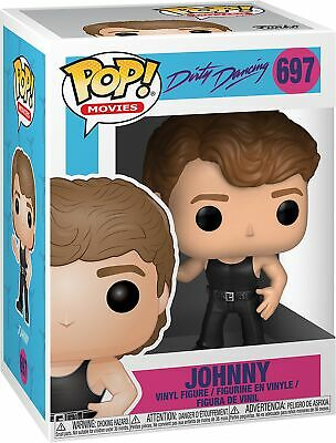 Funko Pop! Vinyl Dirty Dancing Johnny Collectable Figure #697