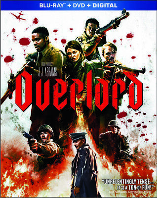 Overlord [New Blu-ray] With DVD, Widescreen, 2 Pack, Ac-3/Dolby Digital, Amara