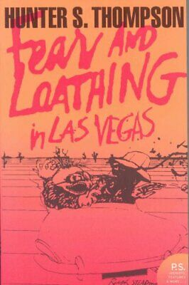 Fear and Loathing in Las Vegas by Hunter S. Thompson 9780007204496