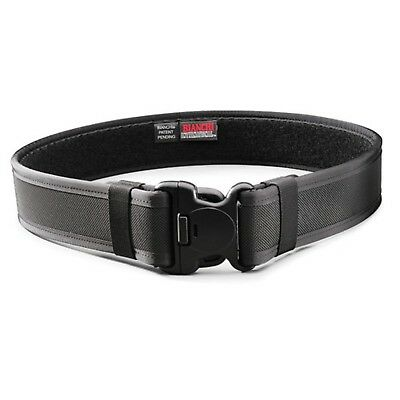 BIANCHI ACCUMOLD DUTY BELT with Wilderness Instructor Velcro Liner Belt - XXL