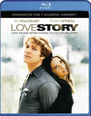 Very Good: LOVE STORY - Blu-ray
