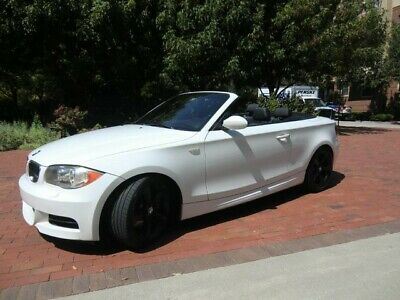 2009 BMW 3-Series  1 OWNER 135 CONVERTIBLE SPORT . NEW OEM TURBOS.EXCELLENT SERVICE HISTORY